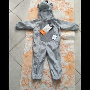 Halloween Rhino outfit